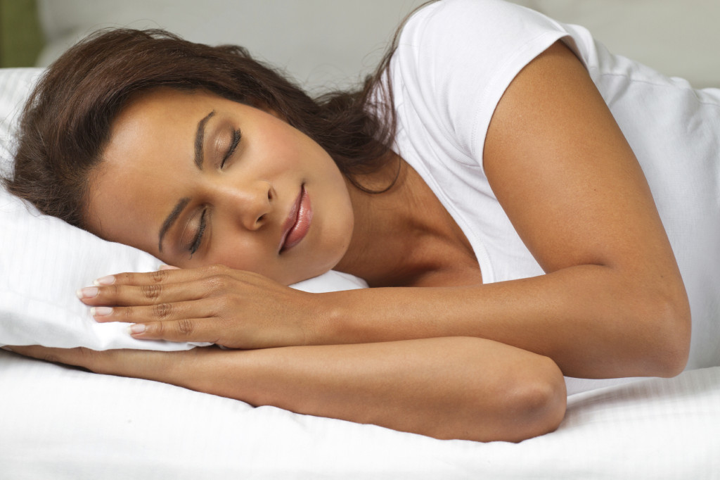 Sleep your way to your ideal body…