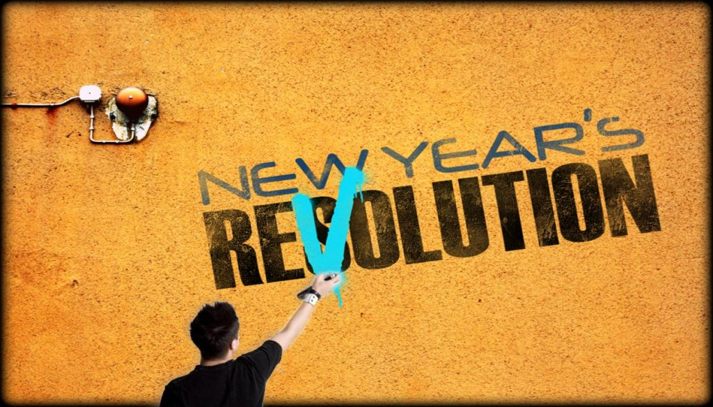 Forget Setting New Years Revolution, Here Is How You Can Win In 2015!